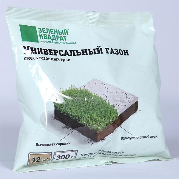 Низкорослая неприхотливая газонная трава