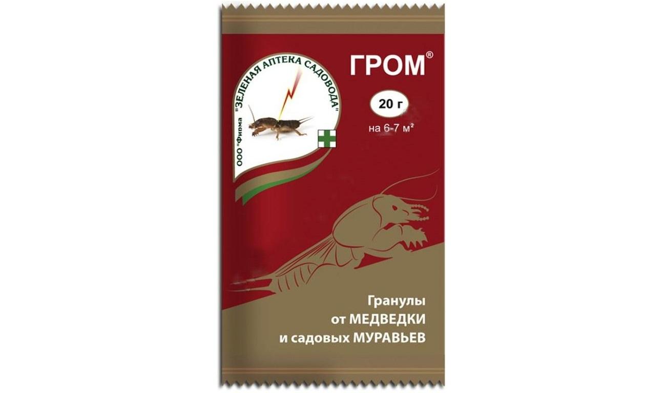 Препарат Гром